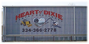 Heart of Dixie Parts and Equipment